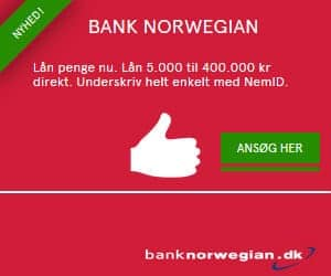 Bank Norwegian lån logo